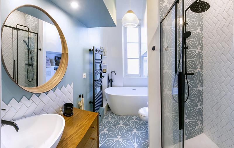 Rénovation de salle de bain à Paris et en Île-de-France